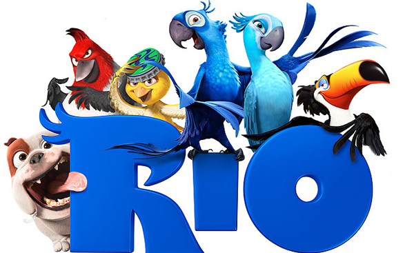 Rio You: The true story of Blu the blue macaw